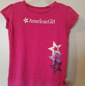Other - AMERICAN GIRL LOGO TOP TEE SIZE M (10-12)
